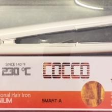 Coco Titanium Flat Iron