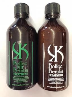 Koffee Brazillian Treatment 500ml - Koffee Brazillian Treatment  - Brazillian Treatments